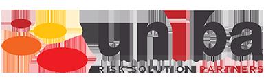 Logotip mreže zavarovanih posrednikov Uniba